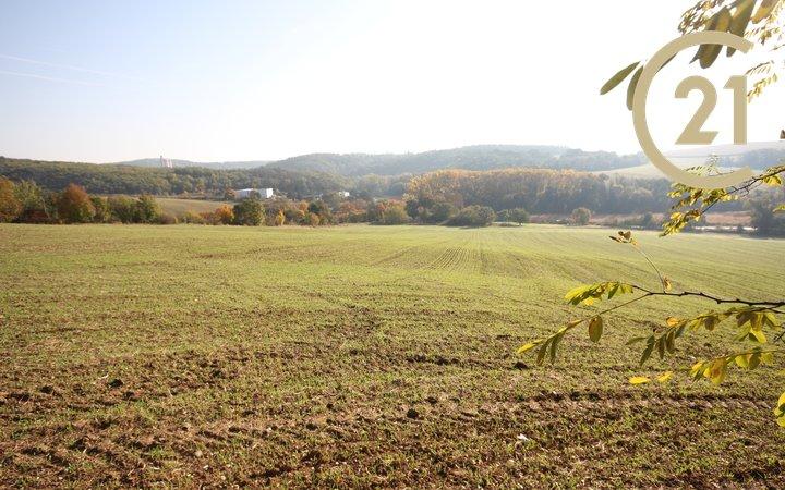 Pozemek Horákov, obec Mokrá-Horákov, Brno-venkov