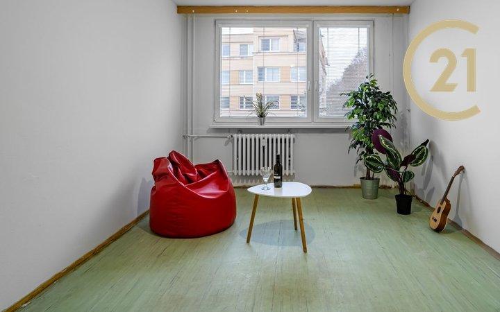 Prodej bytu 2+kk, 47 m2, OV, Praha 8 - Kobylisy