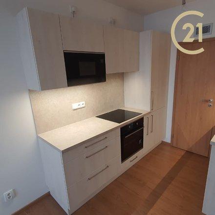 Pronájem nový byt 2+kk/B/GS, 49,6 m2+5,4 m2 Praha - Hostivař