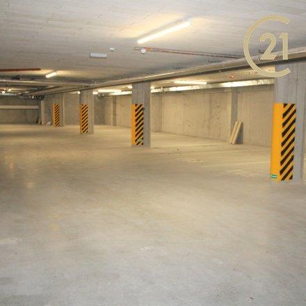Vnitřní garážové stání Rokycanova, Pardubice - Zelené Předměstí