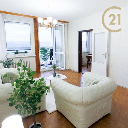 Prodej bytu 3+1/L, 66 m2, DV, Praha 4 – Modřany