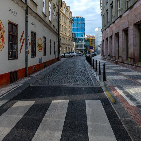 Pronájem, Kanceláře, 290m² - Praha 1, metro B, Můstek, TRAM Vodičkova