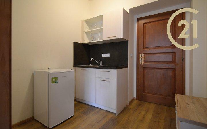 Pronájem bytu 1+kk 37m2, Praha 1 - Nové Město