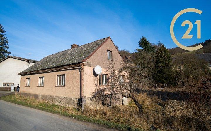 Prodej, Rodinný dům, 92 m² , Oskava