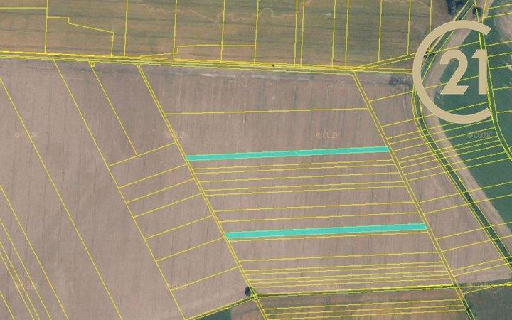 Prodej zemědělských pozemků 20 776,5 m², k.ú. Velké Opatovice, Jevíčko-předměstí, Uhřice u Boskovic, okres Blansko