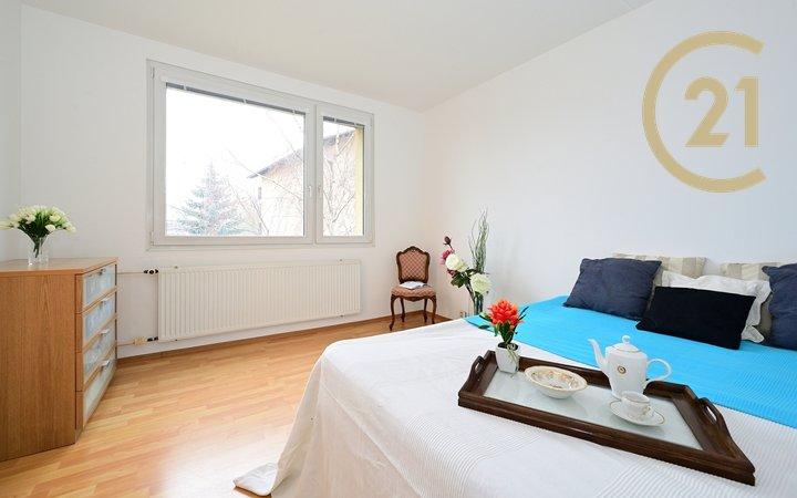 Prodej bytu 3+1+lodžie v krásném klidném prostředí
