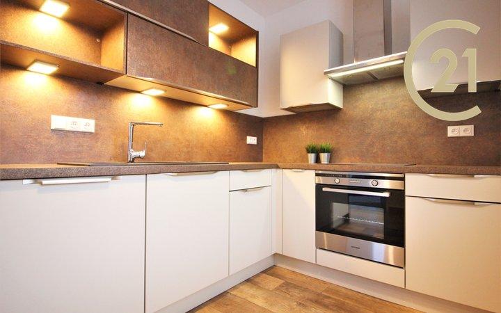 OV 2+1, ul. Křížova, Staré Brno, CP 55 m2, startovní bydlení nebo jako investice