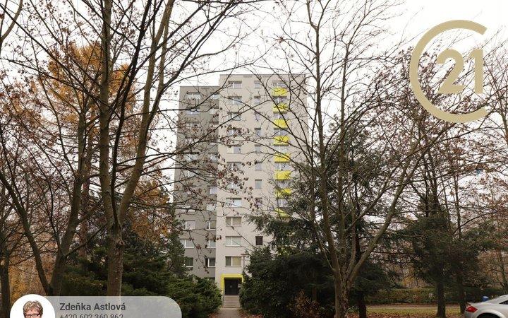 Pronájem  bytu1+1, 38 m² Broumovská
