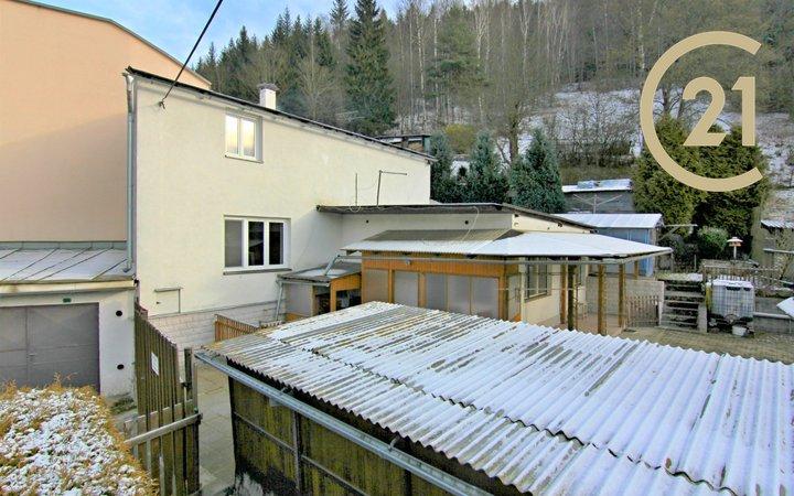 Prodej rodinného domu, 108 m² - Kraslice (okr. Sokolov)