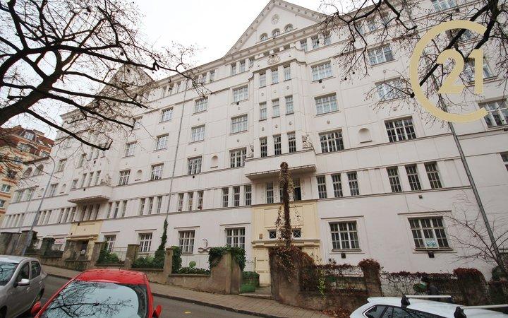 Prodej bytu 1+1 (výměra 31,5m²,) ulice Sušilova, Brno - Veveří