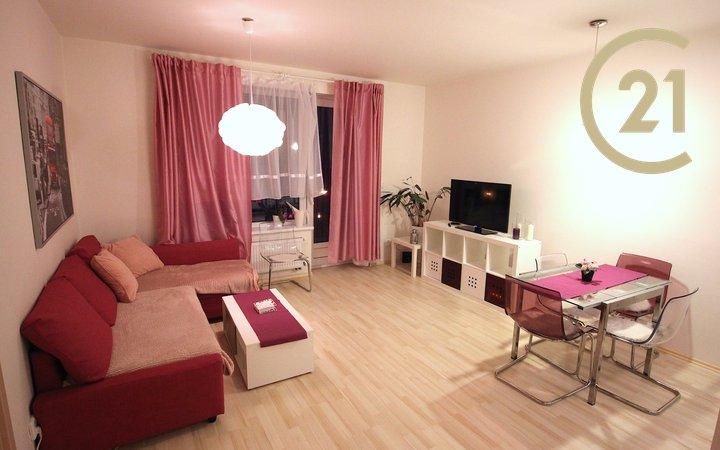 Pronájem bytu 2+kk 51 m² U Leskavy, Brno - Starý lískovec