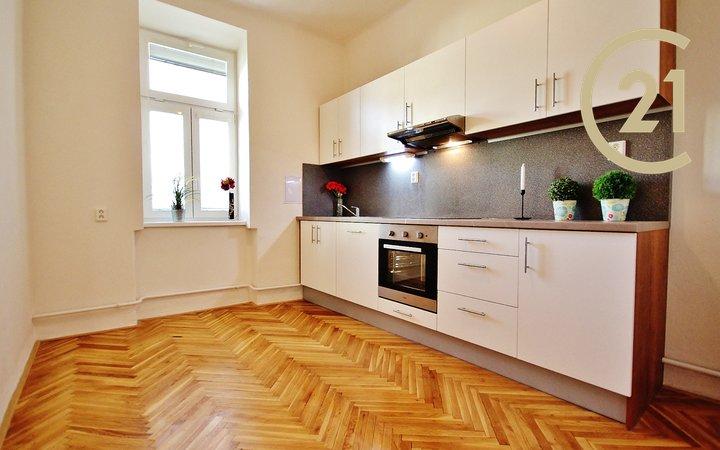 Pronájem, Byt 2+1, 58m² - Brno - Štýřice