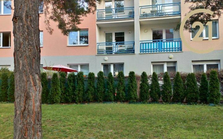 Prodej prostorného bytu 3 kk s lodžií a balkonem