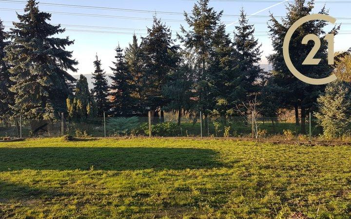 Prodej stavebního pozemku Zbraslav