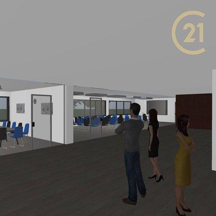 Pronájem prostor pro kanceláře, 230 m², Plzeň - Skvrňany