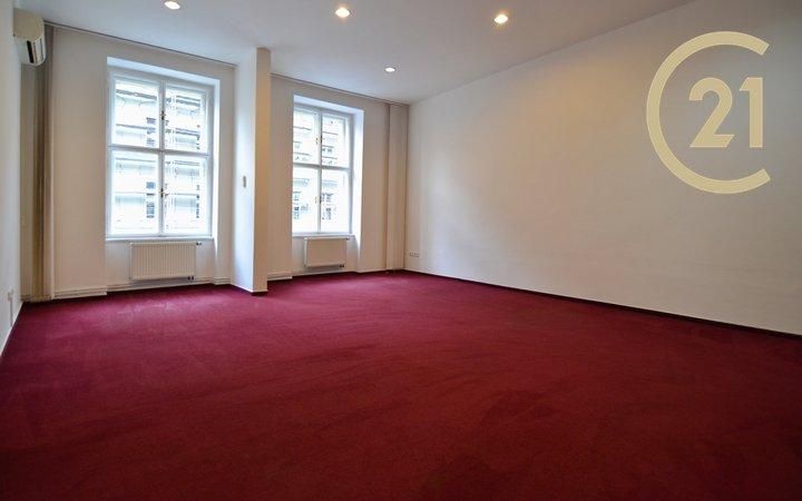 Pronájem kanceláře 35 m2 Praha 1 - Nové Město