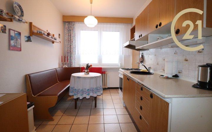 Prostorný byt 2+1/lodžie, Ostrava-Hrabůvka, ul. Horní