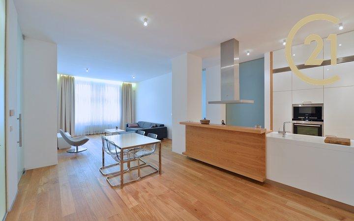 Pronájem, Byty 3+kk, 114 m² - Praha - Vinohrady - bez provize.