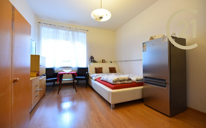 Prodej, byty 1+kk,26m2,  Donátova 617/8, Praha - Košíře