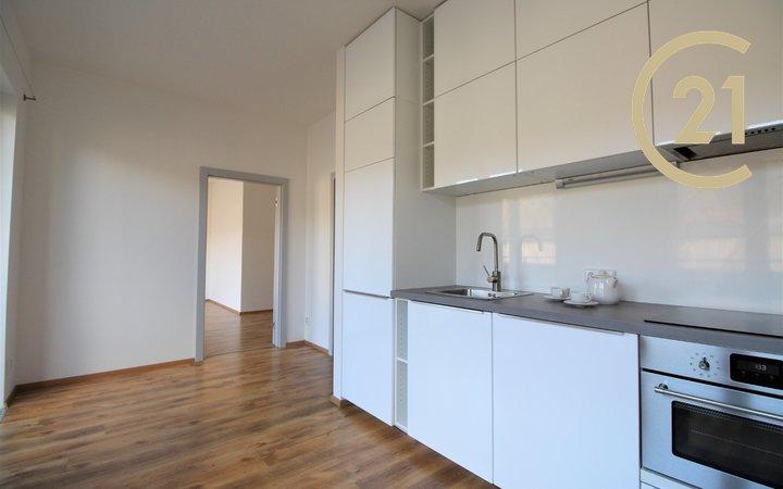 Pronájem krásného prostorného bytu 2+kk Rezidence Křenová Brno