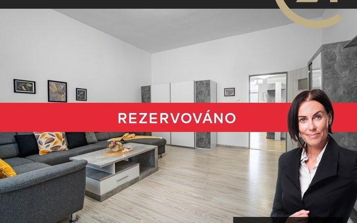 Prodej bytu 2+1 se sklepem, ul. Palackého Znojmo