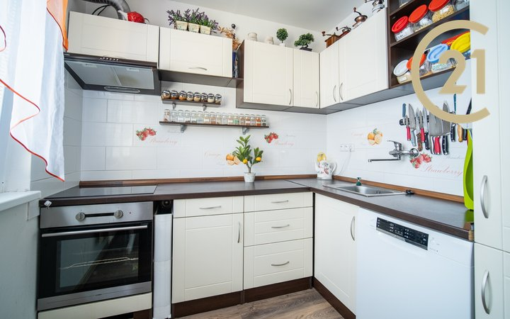 Prodej, Byt 2+1, 45 m² - Uničov