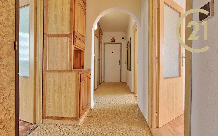 Pronájem bytu 3+1, 76 m²