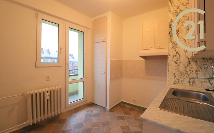 Prodej bytu 3+1/balkon/lodžie, Ostrava - Poruba