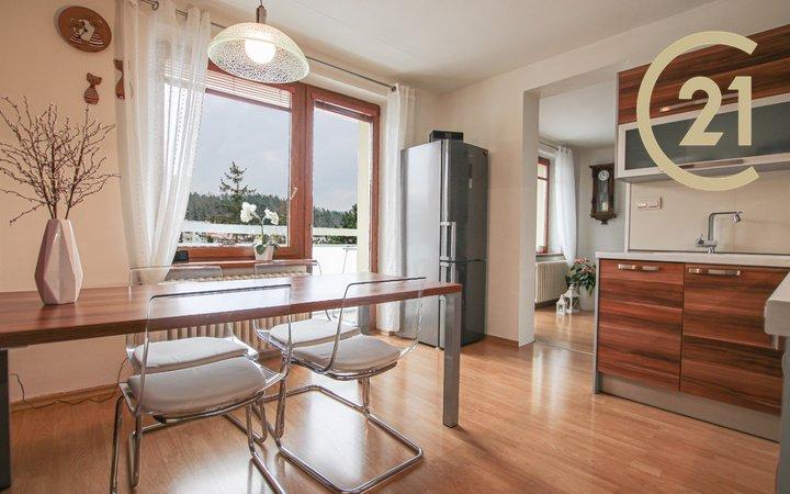 Prodej prostorného byty 3+1 v OV (88 m2) v Blansku, ulice Pekařská