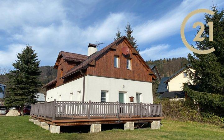 Prodej rodinného domu Bedřichov