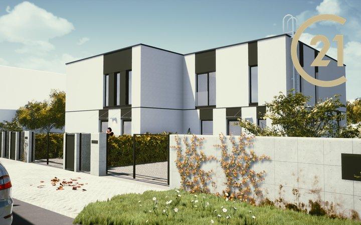 Prodej pozemku 852m2, pro bydlení Libčice nad Vltavou