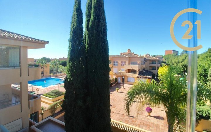 Prodej superior penthouse apartmánu 4+1 s garáží  146 m2 Marbella