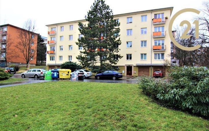 Prodej bytu 2+1, 51 m², ul. Buková, Praha 3 - Žižkov
