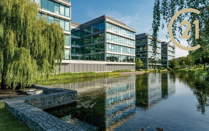 The Park-Pronájem kancelářských prostor v Praze 4 na Chodově, 225m2-5000 m2