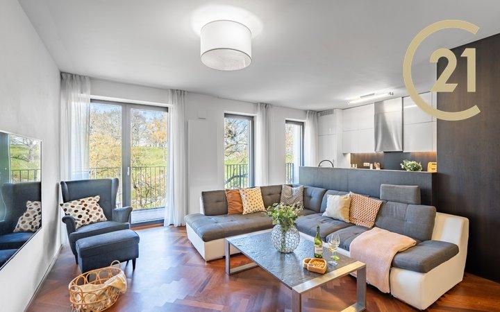 Prodej Bytu 4+kk, 110m²- Rezidence Vítkov- Žižkov