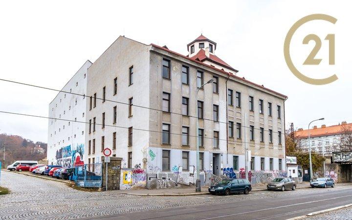 Pronájem, Kanceláře, 40 m² - Praha - Smíchov