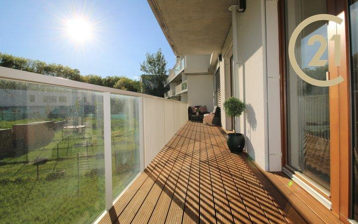 Nový byt 3+kk s velkou terasou