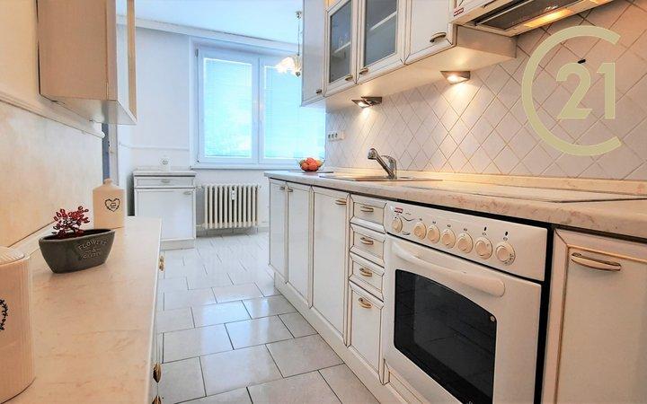 Podnájem bytu 3+1, 85m² s lodžií - Prostějov