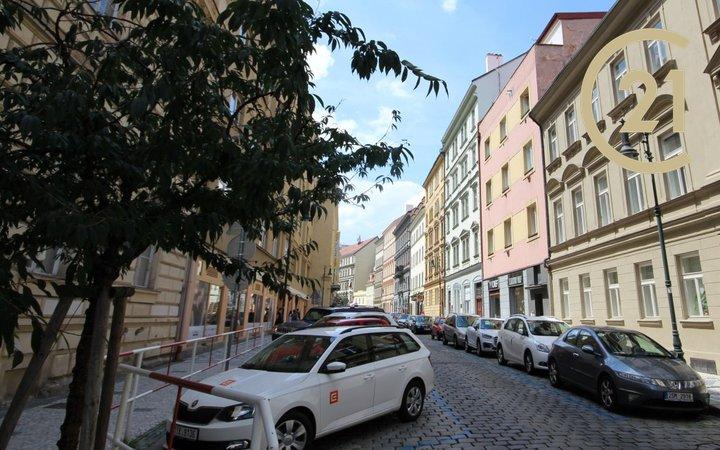 Prodej, byt 2+kk, 63,5 m², Praha 1 - Truhlářská ulice