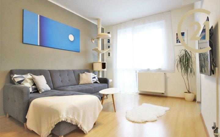 DB 2+kk, ul. Keřová, Žebětín, CP 44 m2, vhodný jako startovní bydlení