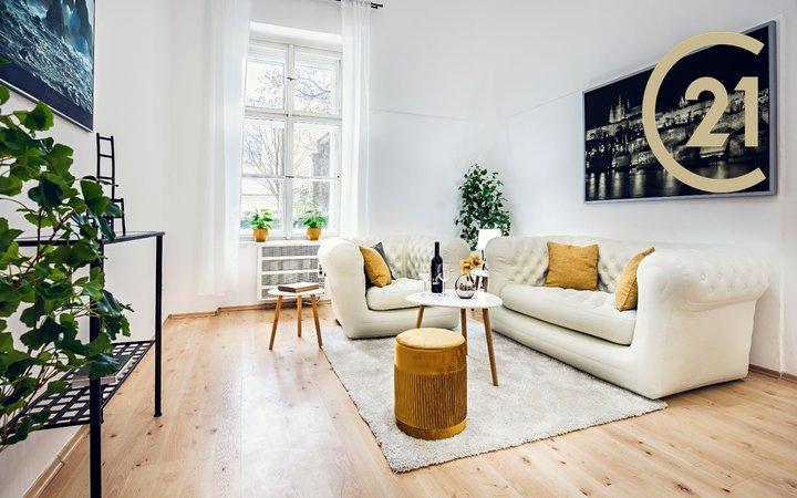 Prodej, Byty 2+1, 44m² - Praha - Nusle