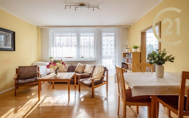Prodej bytu 4+1, 87 m² + lodžie