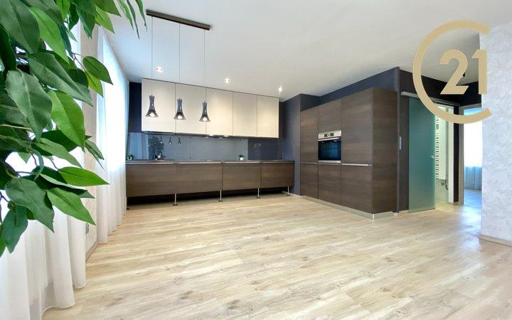 Prodej bytu 3+kk/L,65m2, Praha 4 - Podolí
