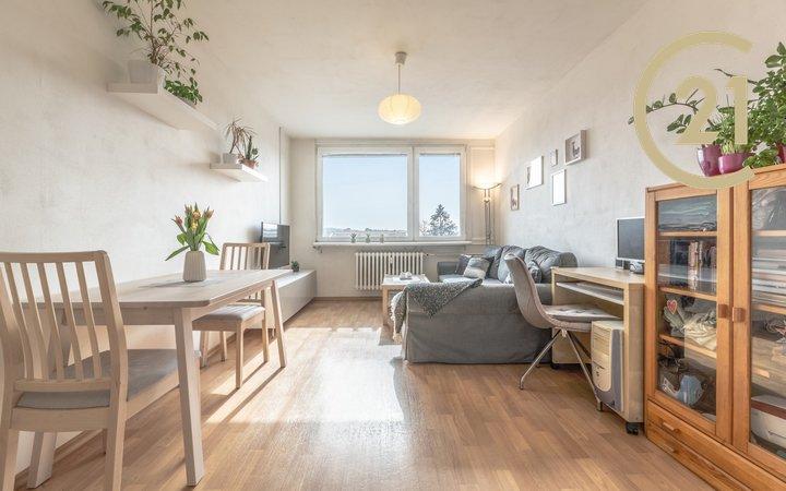 Prodej bytu 2+kk, 43 m², Praha 8 - Čimice