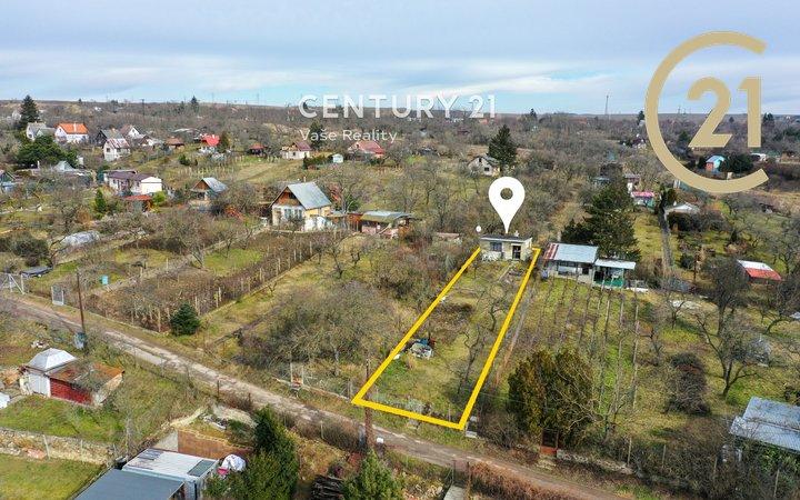Prodej zahrady 465 m², Dolní Leska, Znojmo