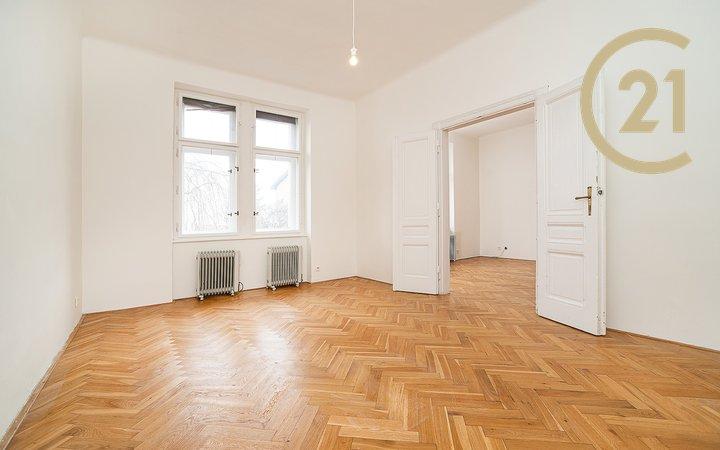 Pronájem, Byty 2+1, 66m² - Praha - Smíchov