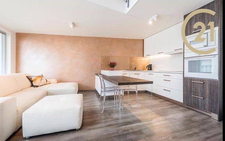 Prodej bytu 2+kk Praha 8 - Libeň