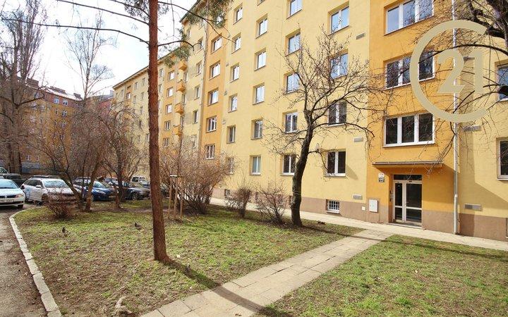 Prodej cihlového bytu 3+1, 70m². Brno - městská část Veveří.