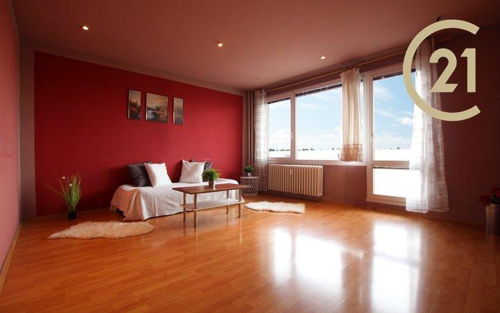 Prodej prostorného bytu  3+1, 77 m2