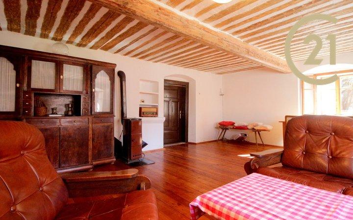 Prodáme dům v malebné krajině,  v obci Svárkov, okres Plzeň Jih.